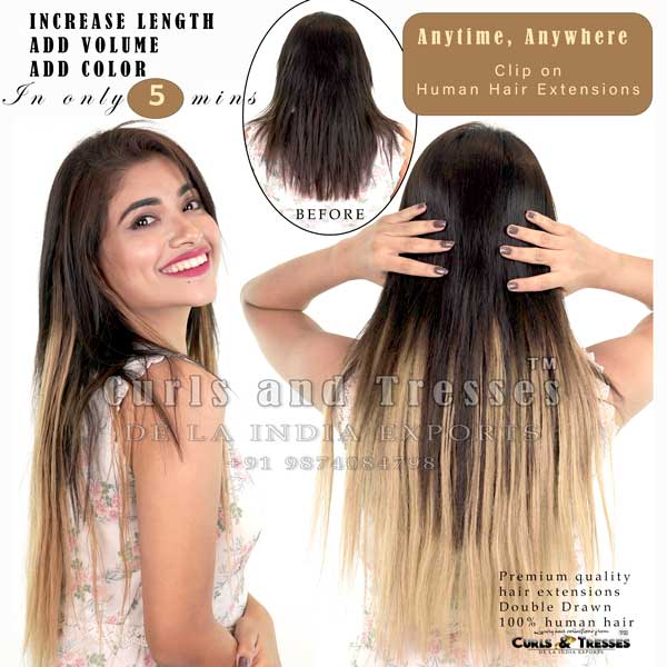 Clip on hair extensions in india, seamless clip on hair extensions, hair extensions in india, virgin hair extensions in india, virgin hair extensions, virgin hair extensions in kolkata, human hair extensions in india, human hair extensions in kolkata, human hair extensions, hair extensions manufacturer in india, hair extension brands in india, bext clip on hair extensions, best hair extensions in india, clip on hair extensions online, clip on hair extensions price
