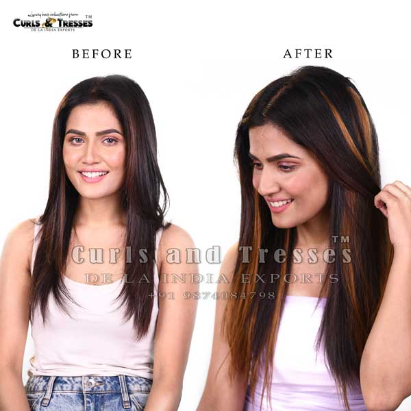 human hair extensions, clip on hair extensions, indian hair extensions, virgin hair extensions in india