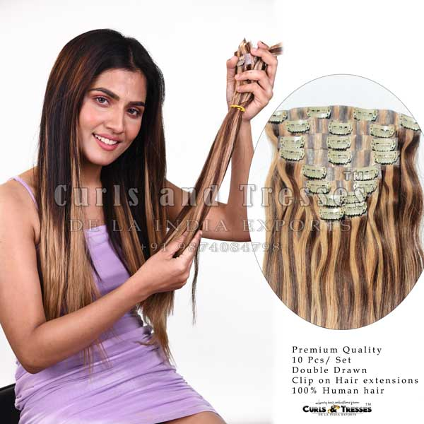 Clip on hair extensions in india, seamless clip on hair extensions, hair extensions in india, virgin hair extensions in india, virgin hair extensions, virgin hair extensions in kolkata, human hair extensions in india, human hair extensions in kolkata, human hair extensions, hair extensions manufacturer in india, hair extension brands in india